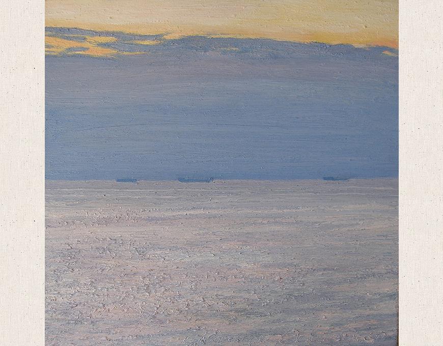 """""""Горизонт"""",40х40,2011р."""